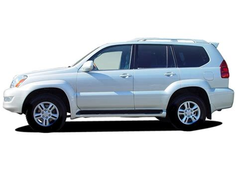 2007 Lexus Gx470 Reviews And Rating Motor Trend