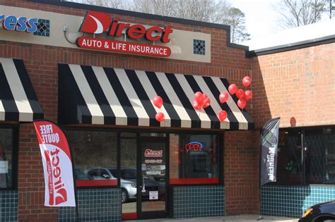 direct auto insurance grand opening