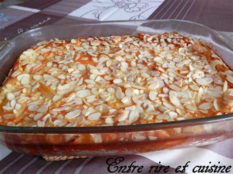 recettes de clafoutis aux abricots de entre rire et