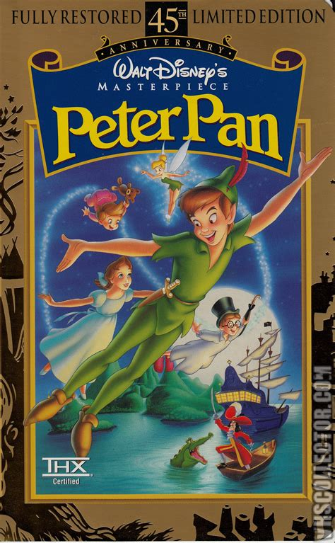 Brave Little Toaster Goes To Mars Peter Pan Vhscollector Com Your Analog Videotape Archive