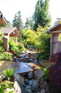 house designs asian style landscape northwest home style