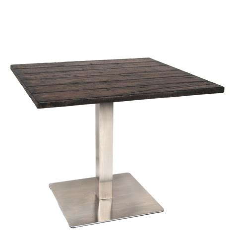 outdoor wood table top aged barn wood concrete fiber glass outdoor table top and