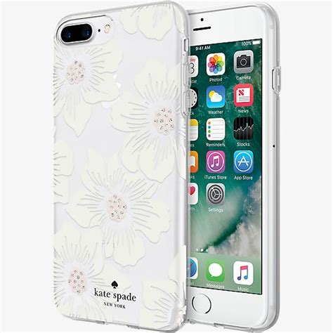 kate spade  york flexible hardshell case  iphone