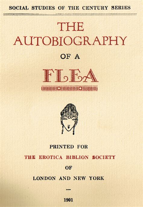 biography title file autobiography of a flea title page png
