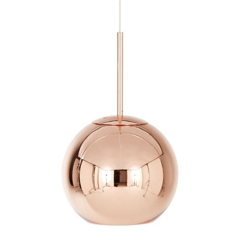 copper pendant light uk buy tom dixon copper pendant light amara