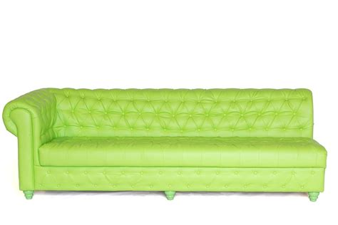 16 chesterfield sofa lime green high style