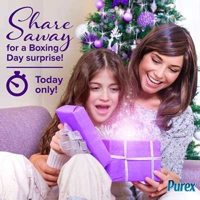 Purex Giveaway - flash giveaway purex free product coupon free stuff finder canada
