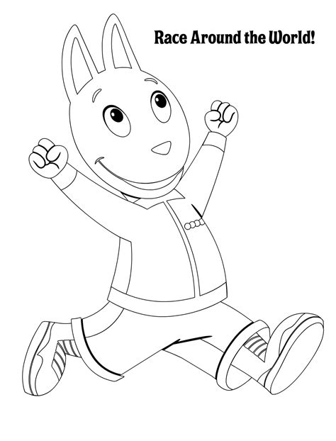 nick jr backyardigans coloring pages backyard austin calendar 2017 2018 best cars reviews