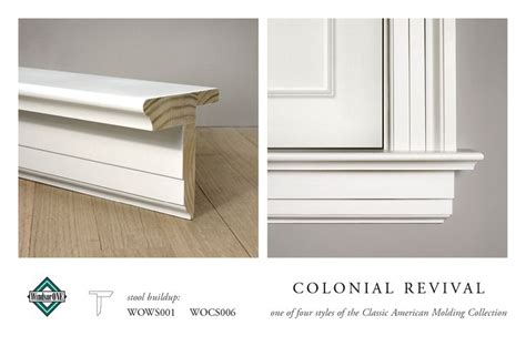 colonial molding 14 best images about colonial revival moldings on
