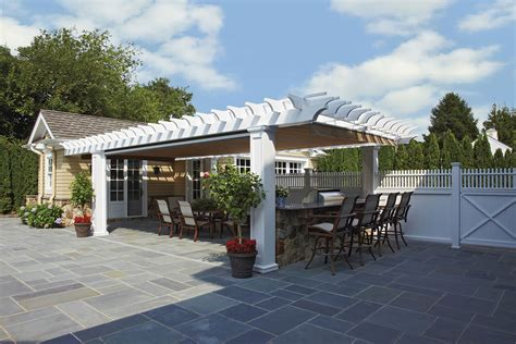 Motorized Retractable Canopy Near Morris Plains Shadefx Pergola With Retractable Canopy