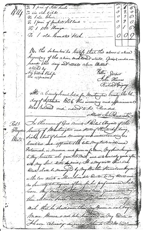 State Of Kentucky Marriage Records Wills Kentucky Kindred Genealogy Page 4