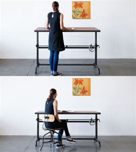 standing desk small space 12 best standing desks workstations images on