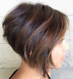 wedge cut for thin hair 20 wonderful wedge haircuts