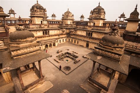 Ram Mahal a charming place called orchha shande