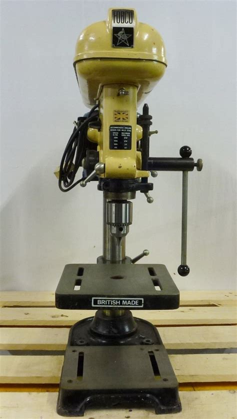 bench drills for sale fobco star 1 2 bench drill 171 pennyfarthing tools ltd