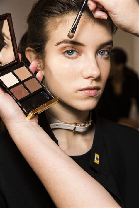 Tom Ford Makeup by Fashion Week Marc And Tom Ford Caf 233 Makeup