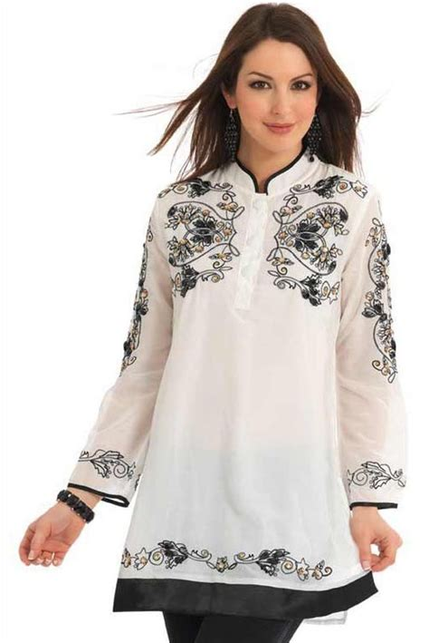 karachi pattern kurti images pakistani girls kurta designs 2018
