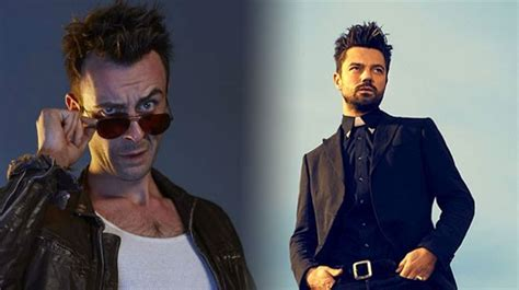 preacher s amc s preacher bestows a genesis load of new photos on you