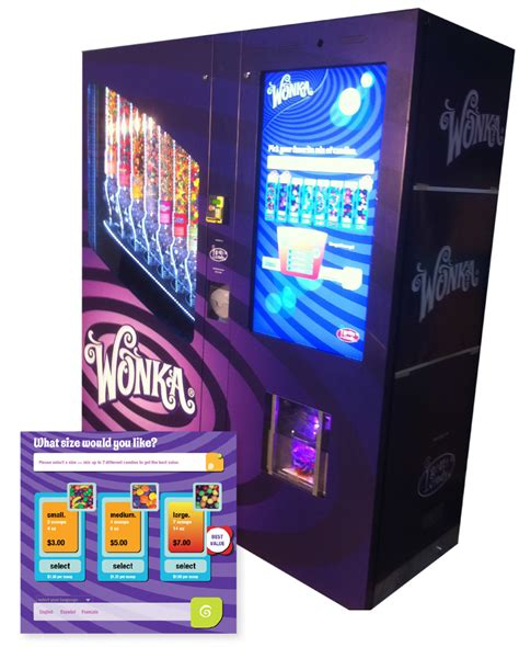 Interactive Gift Card Vending Machine - touchscreen vending machine mentor group nestle pleasant solutions expert