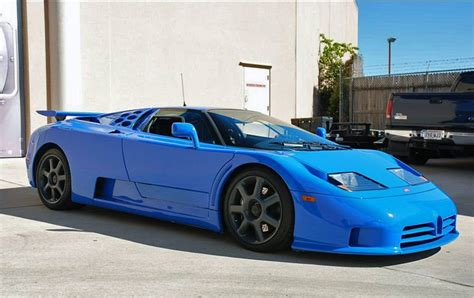 real bugatti for sale 1994 bugatti eb110 supersport