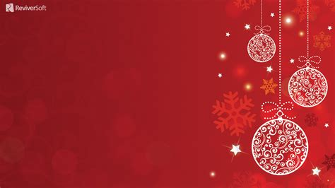 red christmas backgrounds hd pictures
