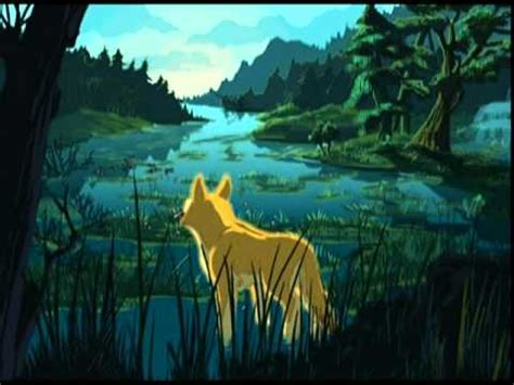 anime film wolves eye of the wolf youtube