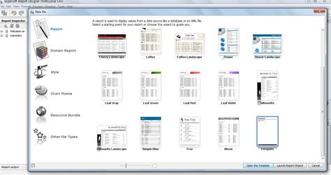 Jaspersoft Report Template Creating A Custom Template With Jaspersoft Studio