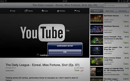 fix youtube  working  chrome error