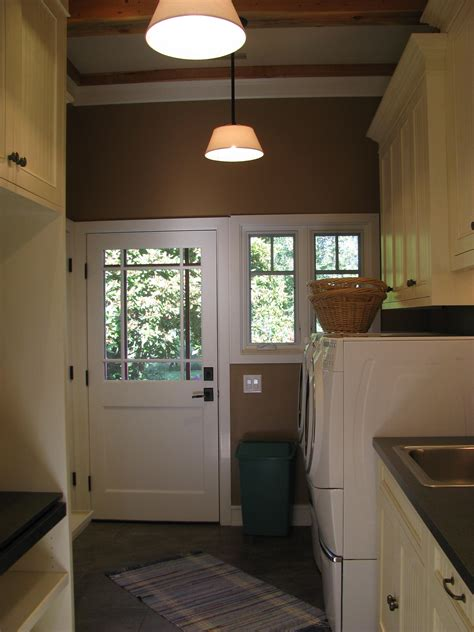 Remodeling a 1920's bungalow mudroom and laundry room.