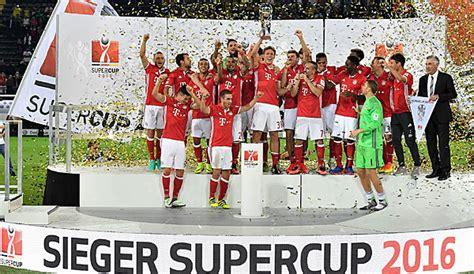 supercup 2014 wann supercup wird am 5 august in dortmund ausgespielt westline