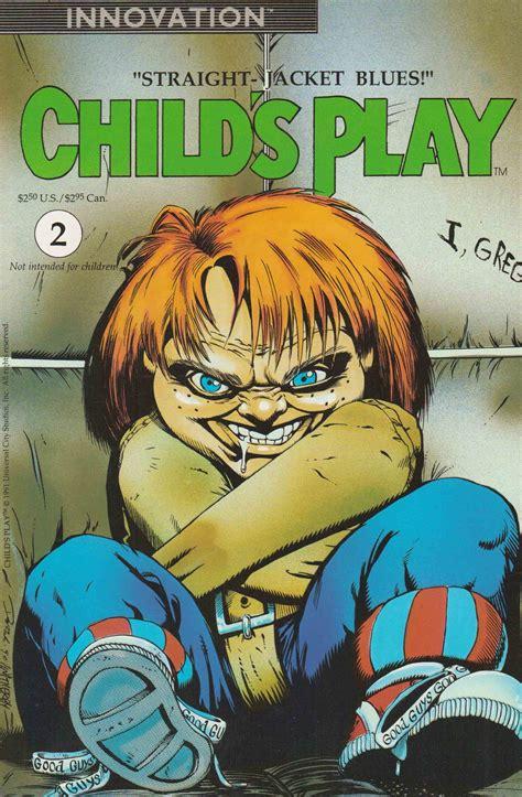 Straight Jacket Blues   Child's Play Wiki   FANDOM powered