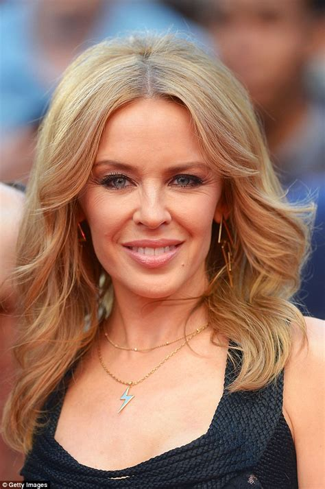 dannii minogue ditches her brunette lhair ahead of the x