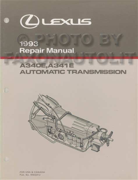 car repair manuals online pdf 1993 lexus sc seat position control 1993 lexus es 300 sc 300 400 ls 400 features manual original