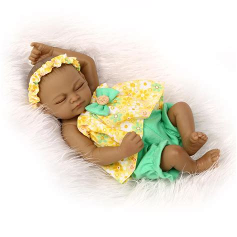 black frozen doll 174 10 inch american baby baby doll black boy