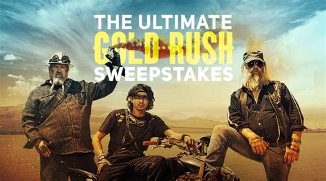 Gold Rush Sweepstakes Secret Code - quick ending discovery channel s ultimate gold rush 4 500 cash sweepstakes 10 27