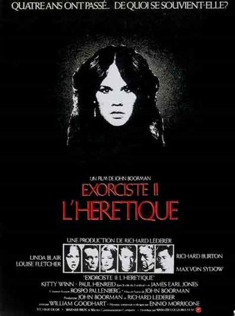 musique du film l exorcist l exorciste 2 l h 233 r 233 tique la critique du film