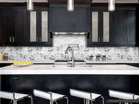 modern kitchen countertops and backsplash 2018 modern espresso cabinet white glass metal kitchen backsplash countertop home ideas in 2018