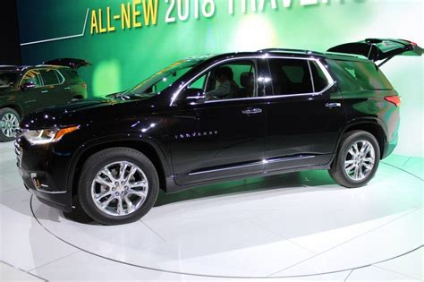 2018 chevrolet traverse review top speed