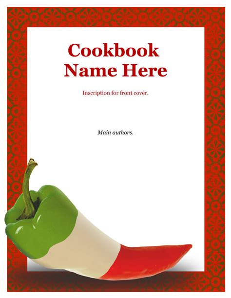 our family cookbook the blank recipe journal half letter format to write in all your favorite family recipes and notes books mexican cookbook front cover software template