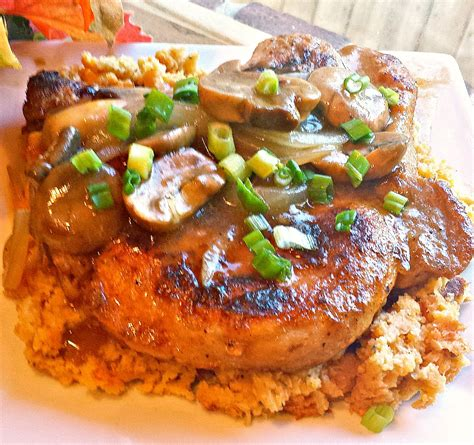 smothered lamb chops smothered pork chops flavor mosaic