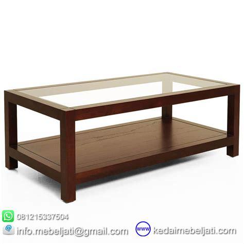 beli meja kopi ruang tamu model minimalis kct  harga murah