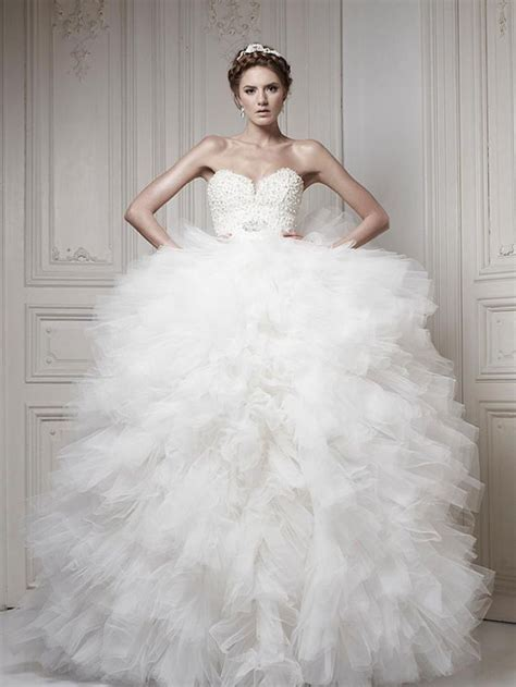 The Wedding Atelier by 20 Breathtaking 2013 Bridal Gowns By Ersa Atelier Onewed