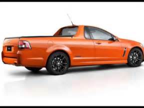 Chevrolet Au 2014 Holden Commodore Ssv Ute Debut Australia El Camino