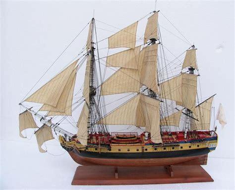 hermione bateau maquette maquette bateau l hermione hermione french frigate