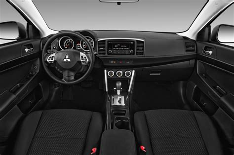 mitsubishi lancer 2016 interior 2016 mitsubishi lancer gets new look drops ralliart turbo