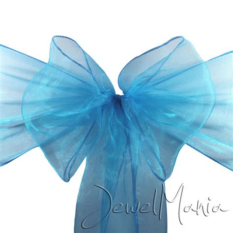 chair covers and bows 1 10 25 50 100 organza sashes chair cover bows wedding