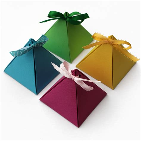 Make Gift Box Out Of Paper - 3 diy presents everyone can make viral