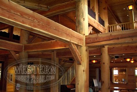 log cabins with log post inside house post pictures 1000 images about post and beam on pinterest