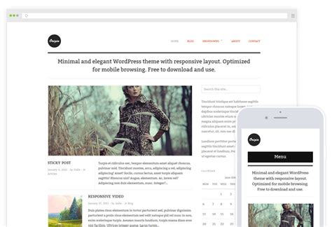theme wordpress origin quelques liens utiles