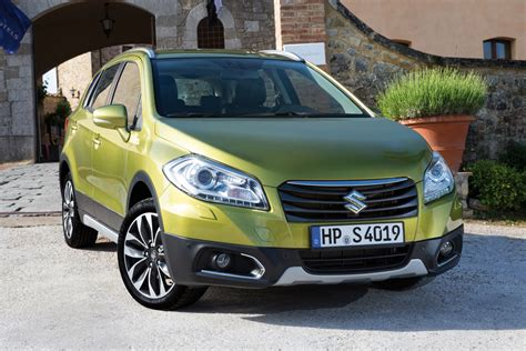 Suzuki S Cross Automatic Suzuki Sx4 S Cross Prices And Specs Auto Express